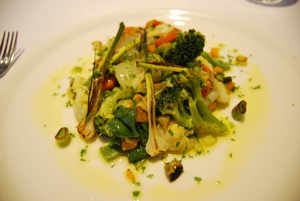 La Cocina de Ramón Menestra de verduras