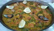 La mejor paella del Mediterráneo en Las Olas