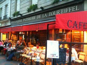 París en dos días Boulangerie Patisserie de la Tour Eiffel