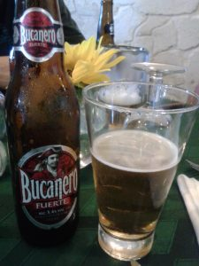 Cerveza Bucanero
