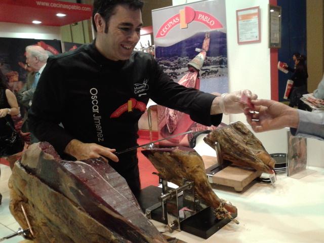 Salón Gourmet de Madrid