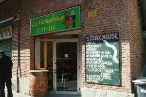 Restaurante uruguayo La Malandrina