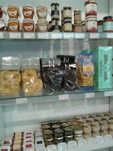 Pastas y salsas en Zamanda, maridaje y gastronomía