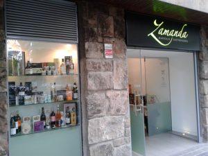 Zamanda, maridaje y gastronomía