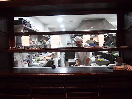 Cocina Atelier Belge Chamberi