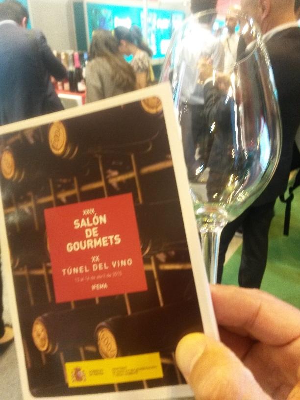 Tunel del Vino - Salón Gourmet XXIX