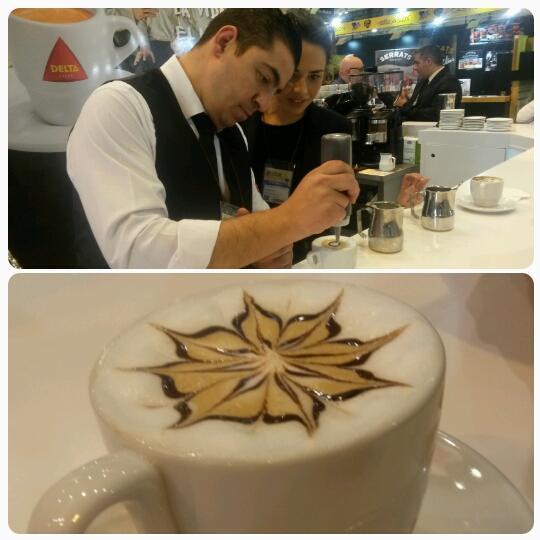 Deltas - Cafe