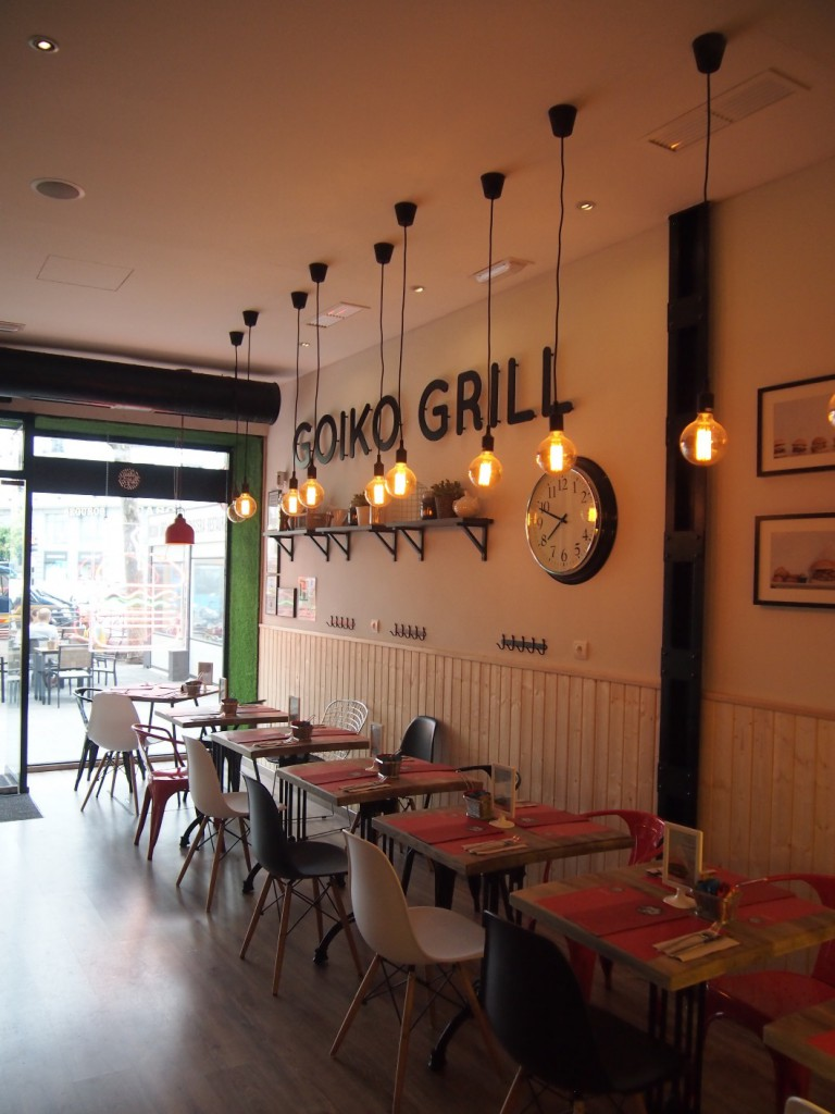 Goiko grill abre un nuevo local en madrid - Local en madrid ...