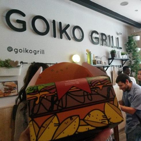 Regalo Goiko Grill