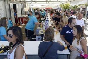 Casetas regionales de Valladolid