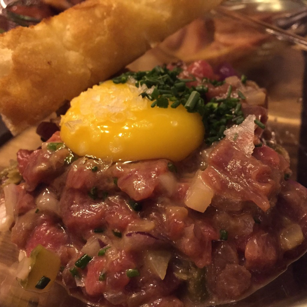 Steak Tartar en Sanchinarro