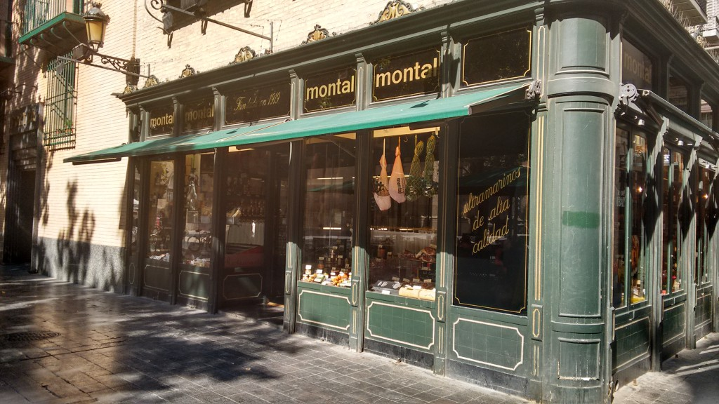 Photo of Montal, cocina de mercado en Zaragoza