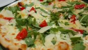 Pizza, pasta y helado: menú en Roma