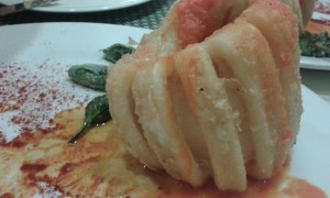 calamar Albariño