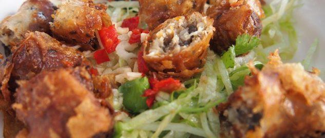 Restaurante vietnamita Mr Vu en Madrid
