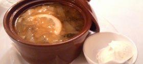 Gribok, comida rusa en Madrid