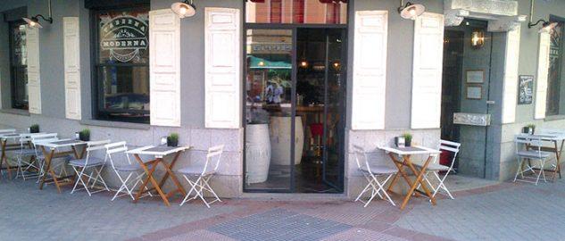 Taberna Moderna, cocina andaluza en el barrio de Retiro