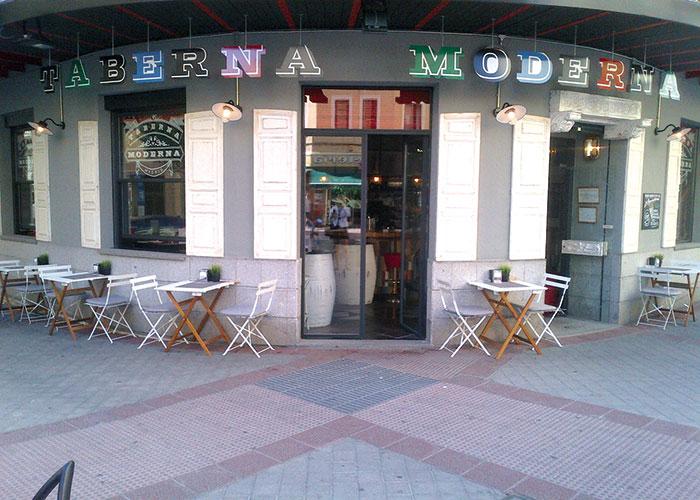 Photo of Taberna Moderna, cocina andaluza en el barrio de Retiro