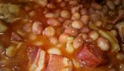 Ruta y buena comida en La Presa de Terroba, en La Rioja