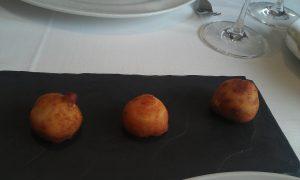 Restaurante Alameda Croquetas