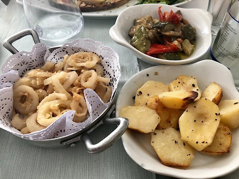Dónde comer en Malta _Guarniciones