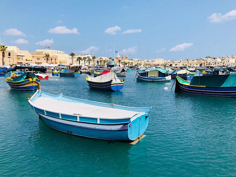 Dónde comer en Malta _Marsaxlokk