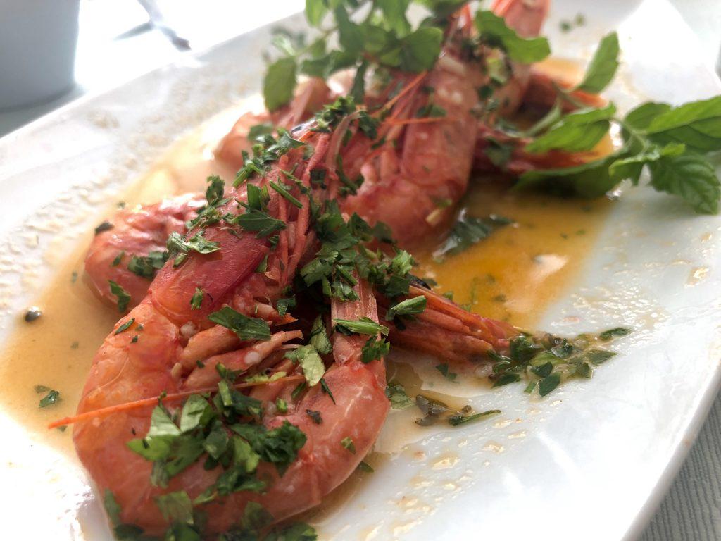 Dónde comer en Malta _Gambas