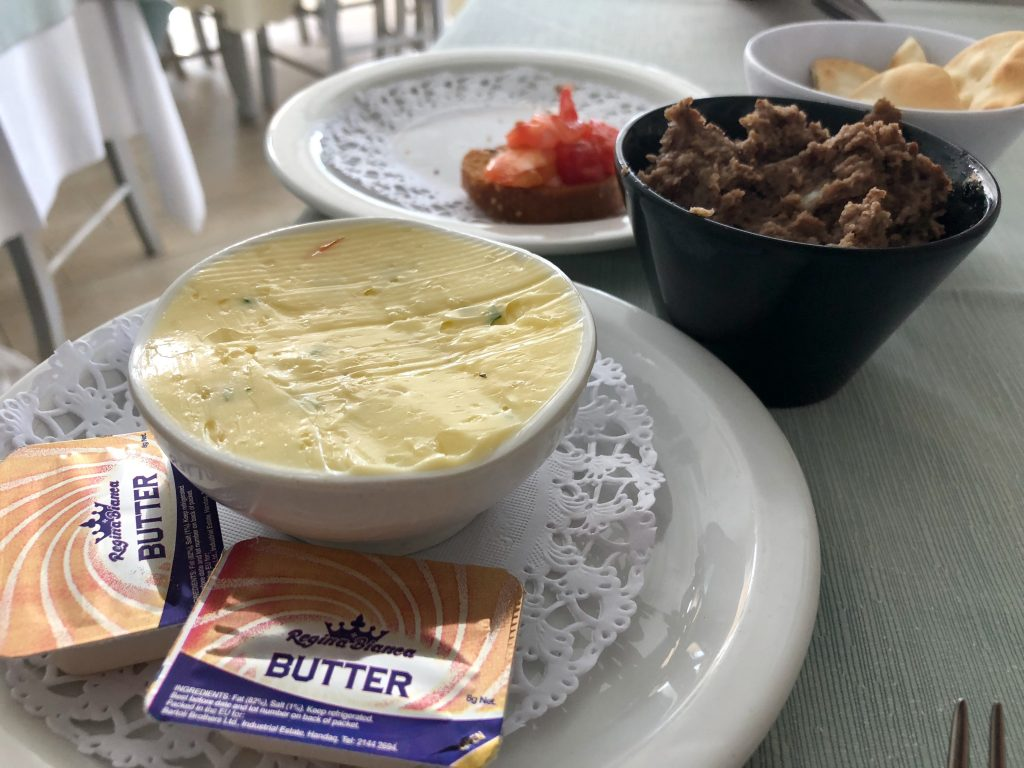Dónde comer en Malta _Entrantes