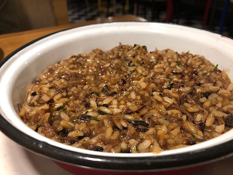 Cachivache arroz meloso