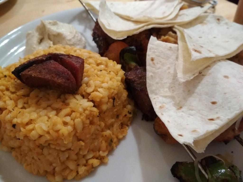 Photo of Marmara, comida turca en Logroño