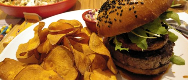 AviBurger, hamburguesas en Madrid para todos