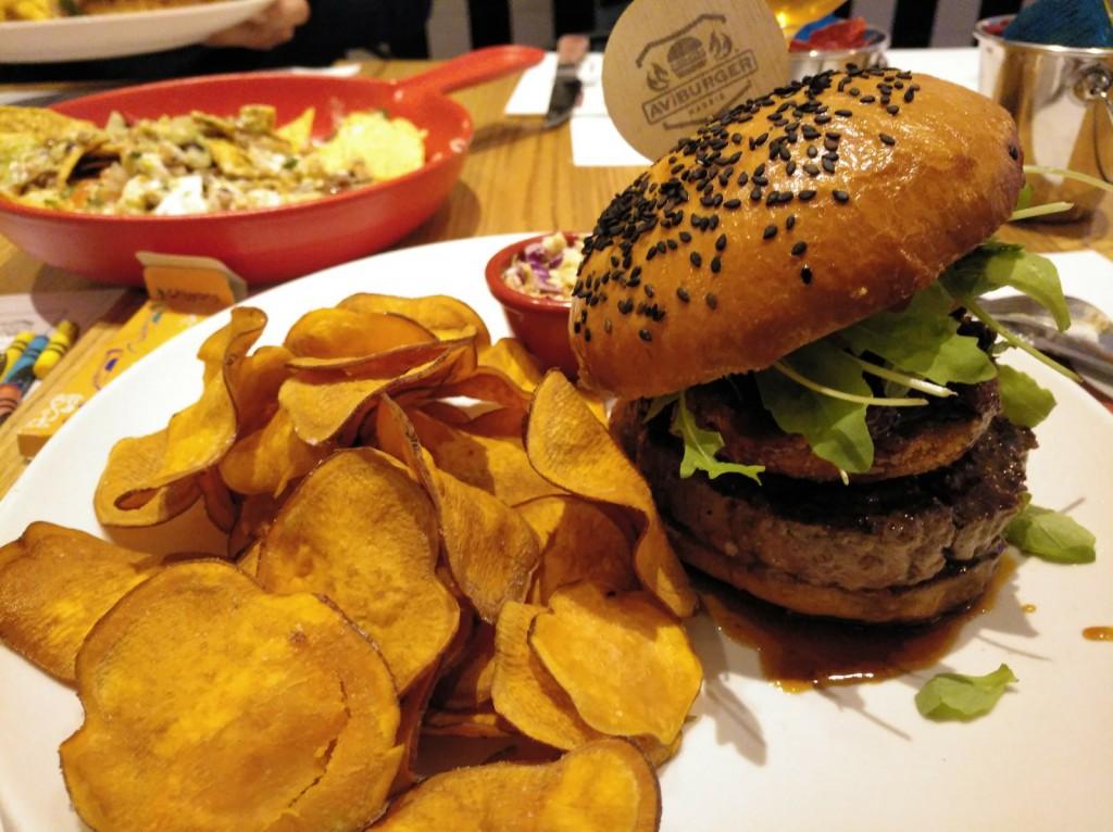 Photo of AviBurger, hamburguesas en Madrid para todos