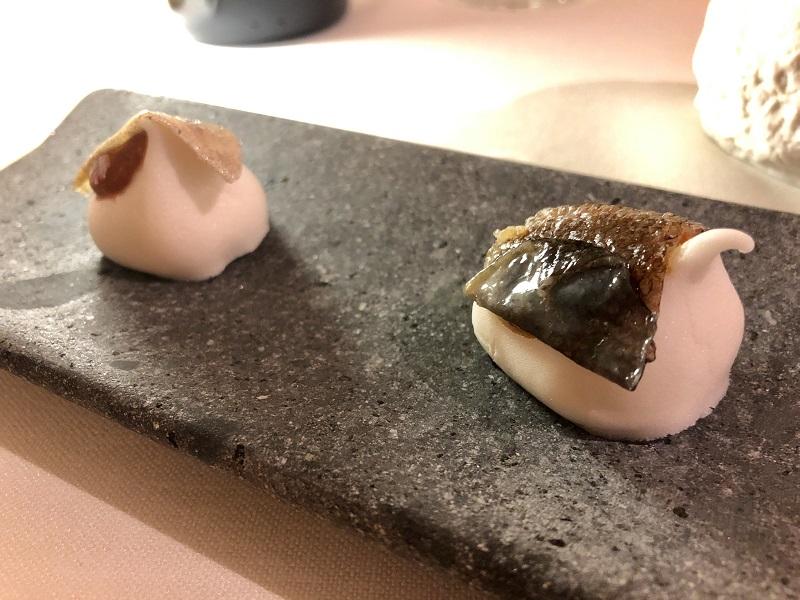 Restaurante Ikaro bacalao vizcaina