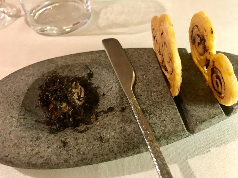 Restaurante Ikaro paté de caza