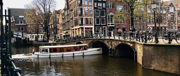 Fin de semana en Ámsterdam