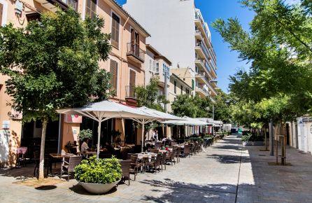 barrio de Santa Catalina, Palma de Mallorca