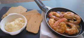 Qué comer en Águilas y playas de Murcia