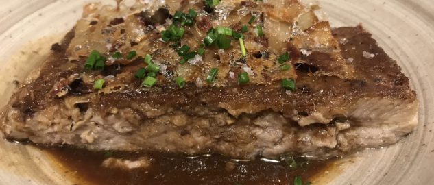 La Arrancadilla, cocina atrevida en Logroño