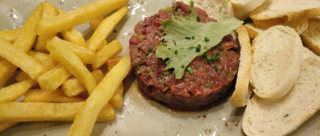 El Columpio: comida desenfadada en Chamberí