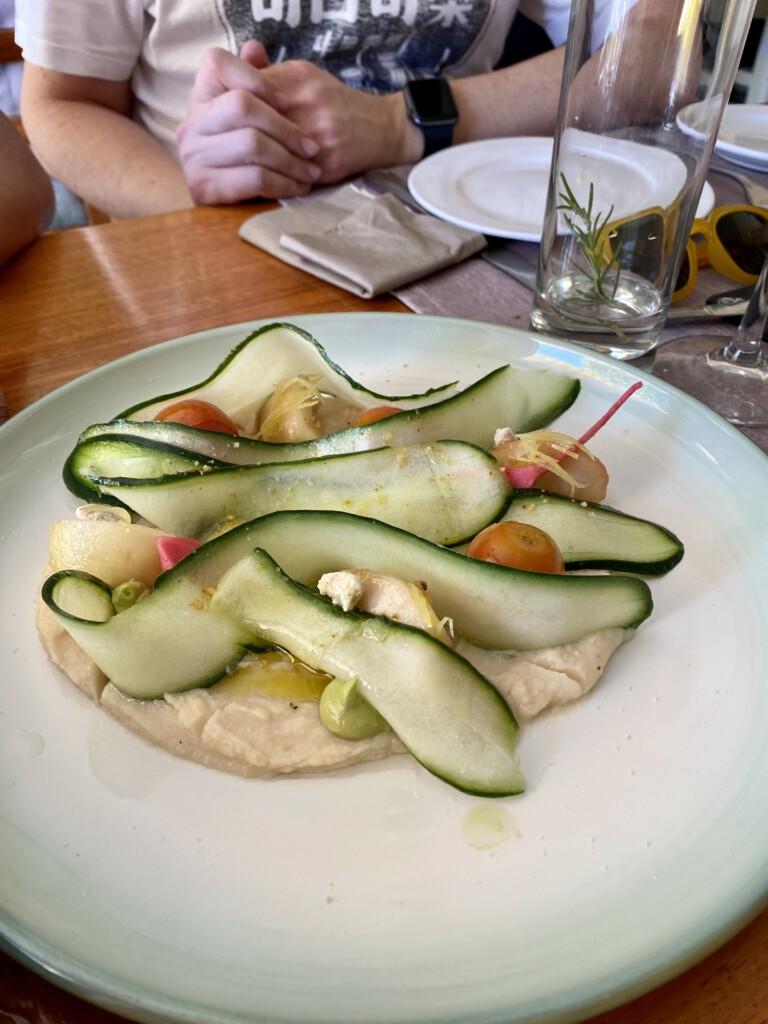 Hummus Comer en Valparaíso