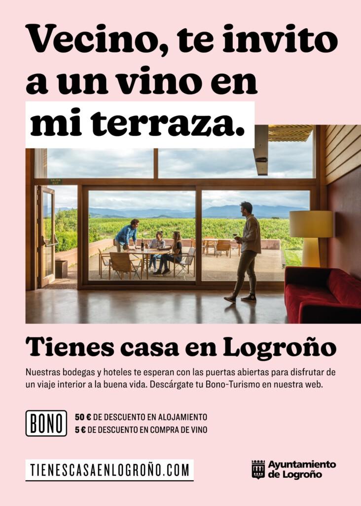 De vinos por Logroño