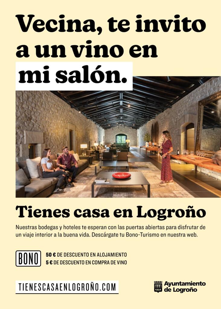 Photo of Vecino, Tienes casa en Logroño