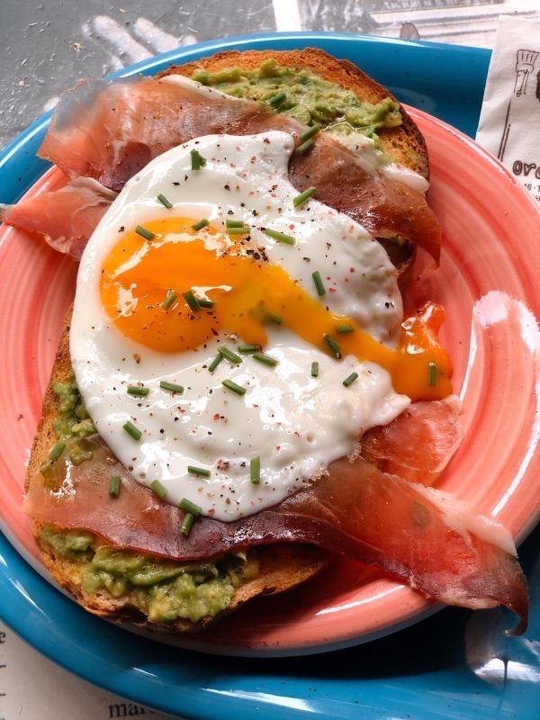 Desayuno saludable en Logroño