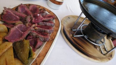 Photo of Restaurante Mesón Toledano, carne a la piedra en Pinto (Madrid)